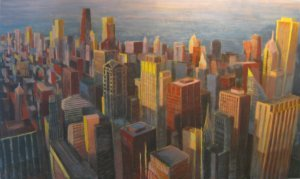 Dominique Leconte - Chicago - 195x114