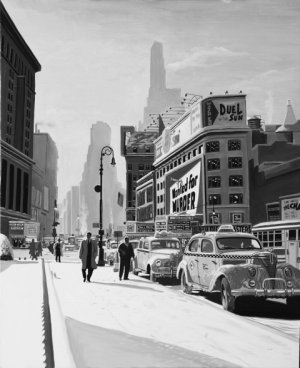 Alain Bertrand - Duel in the Sun